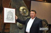 В Туве определили лучший образ правой руки Чингисхана - урянхайца Субедея
