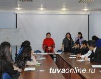 В Тувинском госуниверситете в дни каникул работают курсы по подготовке сельских школьников в вуз