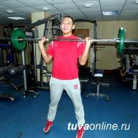 В Кызыле проведены соревнования по пауэрлифтингу