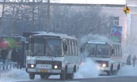 До места Крещения в ночь с 18 на 19 января будут ходить автобусы АТП