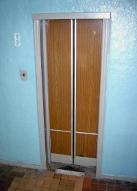 Кызыл: Когда у лифта пенсия