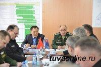 Глава Тувы и директор Спецстроя России обсудили ход строительства в Кызыле объектов Министерства обороны