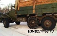 В результате столкновения грузовика и «таблетки» в Тоджинском кожууне Тувы погиб водитель, двое травмированы