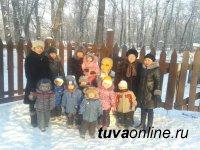Детский дом Кызыла практикует семейное устройство детей
