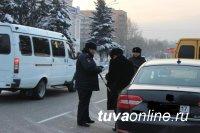 В Туве с начала года за неуплату штрафов административному аресту  подверглись 59 водителей