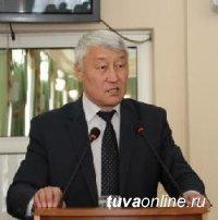 В тувинском отделении партии «Единая Россия» обсудили основные направления работы  в 2015 году
