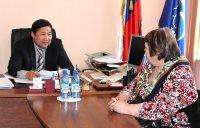 Почти 10000 обращений граждан поступило в Мэрию Кызыла в 2014 году