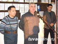 Состоялось Первенство по пулевой стрельбе среди трудовых коллективов Кызыла