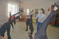"""Кызыл: дворовой клуб """"Пограничник"""" открыт для всех"""