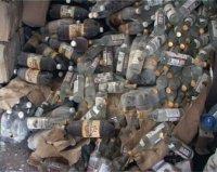 Полицейские Тувы изъяли крупную партию контрафактной алкогольной продукции
