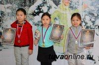 В Кызыле определили лучших шахматистов среди школьников
