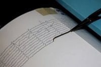 Землетрясение магнитудой 3,8 зарегистрировано в 265 км к юго-западу от Кызыла