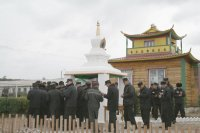 В колонии в Алтайском крае осужденные из Тувы встретили Новый год по лунному календарю