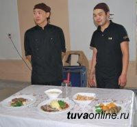 Повары ресто-клуба «ICON» поразили жюри креативным подходом к приготовлению традиционных тувинских блюд