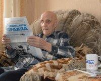Кызыл: фронтовик Павел Тихонов отметил 102-й день рождения