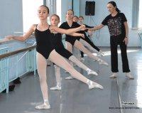 Кызылская хореографическая школа: мастер-класс от примы
