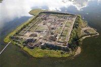 У древней островной крепости Пор-Бажын (Тува) летом состоится Фестиваль народных традиций