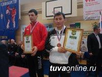 МВД Тувы заняло третье место в турнире по комплексному единоборству среди сотрудников силовых структур