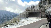 Упрдор «Енисей» информирует о лавиноопасном периоде на федеральной автодороге