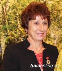 Валентина Назарова проработала более 30 лет в санэпидемслужбе Тувы