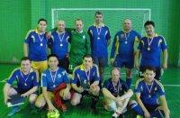 В республиканском футбольном турнире ветеранов первое место у команды МВД Тувы