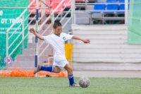 Две футбольные команды из Кызыльской школы-интерната продолжат борьбу за поездку в Сочи