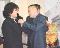 Ко Дню местного самоуправления депутаты Хурала представителей города отметили лучших