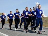 Голубь мира вернулся в Кызыл