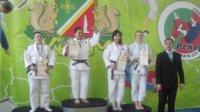 Дженни Чамыян - чемпионка России по дзюдо среди глухих и слабослышащих спортсменов