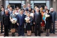 Глава Тувы поздравил работников связи с профессиональным праздником