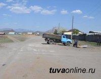 В Туве за выходные задержаны 56 пьяных водителей