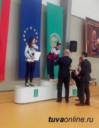 В день рождения Сергея Шойгу юная ушуистка Тувы сделала подарок для легендарного земляка – завоевала 1-е место на чемпионате Европы