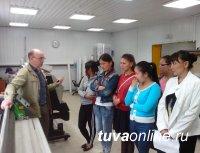 Успешные предприниматели Тувы поделились опытом с молодежью