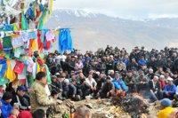 Глава Тувы находится с рабочим выездом в отдаленном Бай-Тайгинском районе