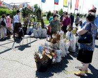 В Туве побывала делегация из Казахстана