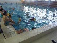 Кызыл: соревнования по плаванию среди особенных детей