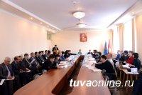 На 22-й сессии Хурала представителей Кызыла депутаты рассмотрят 17 вопросов