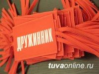 Кызыл: Любителей выпить в центре города и на берегу Енисея будут «гонять» в том числе и народные дружинники