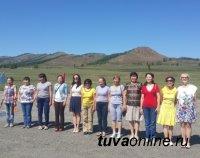 В Чеди-Хольском районе Тувы прошел конкурс «Автоледи»