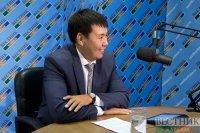 Член Совета Федерации Мерген Ооржак рассказал о Туве жителям Кавказа