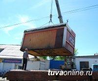 Власти Кызыла демонтировали павильон, в котором разместился игорный зал