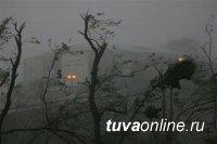 В горах Тувы 13 июля ожидается сильный дождь
