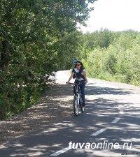 17-го июля на дамбе р. Енисей в Кызыле откроется Дорожка Здоровья