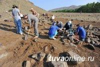 Петербургские археологи обнаружили в Туве святилище для молитв первобытных путешественников
