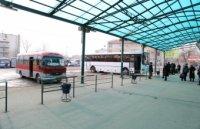 Автовокзал Красноярска. Перегруппировка рейсов