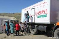 Чабанов, участников Наадыма, комплексно обследуют бригады врачей