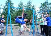 Турникменов Кызыла сегодня приглашают на спортплощадку гимназии № 5