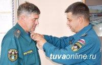 Заместитель начальника ЦУКС награжден Почетной грамотой Главы Тувы