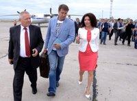 В Туву прибыл замминистра энергетики РФ Вячеслав Кравченко