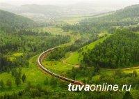 Новая железная дорога соединила Транссиб с югом Сибири